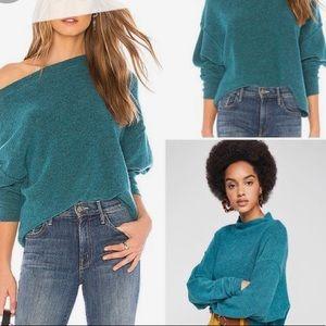 Free People Break Away Alpaca Knit Pullover